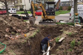 Sewer & Water Line Repair in Buffalo, NY