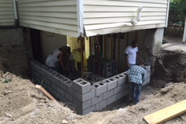 Foundation and Structure Repair in Buffalo, NY